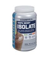 LeanFit Whey Protein Isolate Chocolate