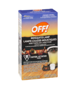 Off! PowerPad Mosquito Lamp Refills