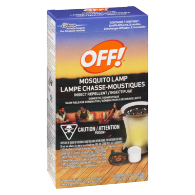 Off! PowerPad Mosquito Lamp Refills