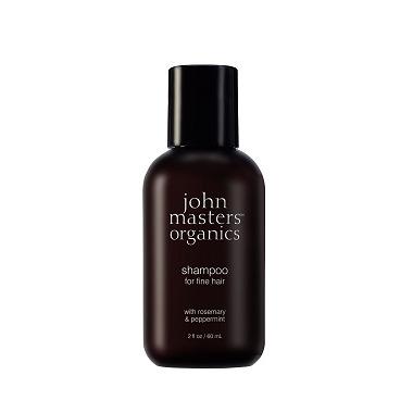 John Masters Organics Rosemary & Peppermint Shampoo Fine Hair Travel Size