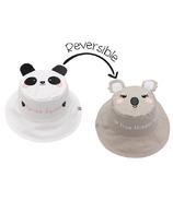 FlapJackKids Kids Sun Hat Panda & Koala