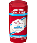 Old Spice High Endurance Fresh Deodorant Twin Pack