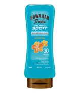 Hawaiian Tropic Island Sport Lotion Sunscreen SPF 30