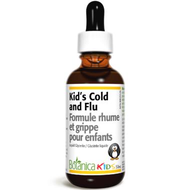 Botanica Kids Cold and Flu