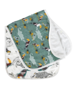 Nest Designs Burp n' Bib Jungle