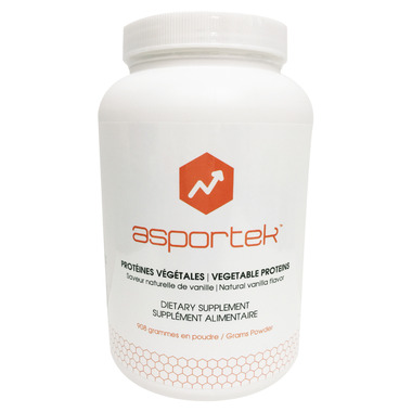 Asportek Vegetable Protein Vanilla