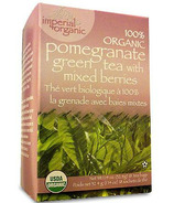 Uncle Lee's Imperial Organic Pomegranate Green Tea