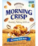 Jordans Morning Crisp Cereal Bursting With Nuts