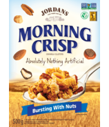 Jordans Morning Crisp Cereal Bursting With Nuts