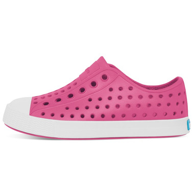 Native Children\'s Jefferson Hollywood Pink & Shell White