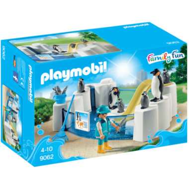 Playmobil Penguin Playground