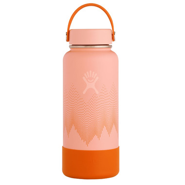 Hydro Flask Limited Edition Wide Mouth Flex Lid & Boot Alpenglow