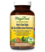 Multivitamines, un comprimé par jour, pour hommes de MegaFood