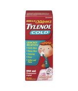 Children's Tylenol Cold Suspension Liquid