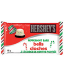 Hershey Peppermint Bark Bells
