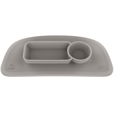 Stokke X ezpz Placemat Soft Grey