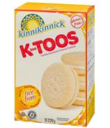 Kinnikinnick KinniTOOS Gluten Free Vanilla Sandwich Cookies