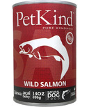 PetKind Wild Salmon Formula Natural Dog Food