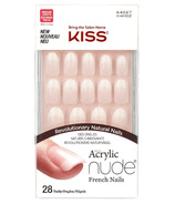 Kiss Salon Acrylic Nude Graceful