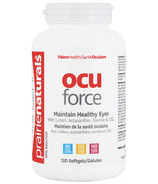 Prairie Naturals Ocu-Force with Lutein, Astaxanthin and Taurine