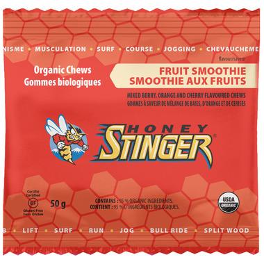 Honey Stinger Organic Fruit Smoothie Chews