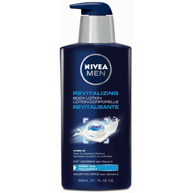Nivea Men Revitalizing Body Lotion