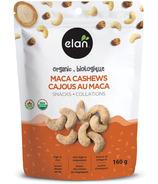 Elan Organic Maca Cashews