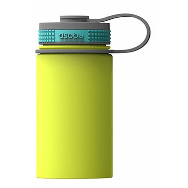 Asobu Mini Hiker Compact Bottle Lime