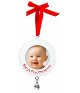 Pearhead Baby's First Christmas Ornament