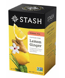 Stash Lemon Ginger Tea
