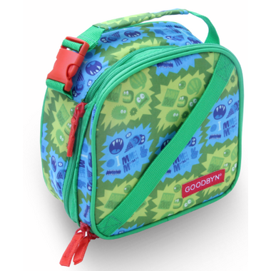 Goodbyn Insulated Expandable Lunch Kit Sour