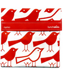 Lunchskins Red Bird Sandwich Bag