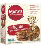 Mary's Organic Crackers Original Seed Crackers