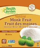 Health Garden Classic Monk Fruit Sweetener Blend Packets