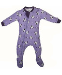ZippyJamz Organic Cotton Footed Sleeper Kissy Koala