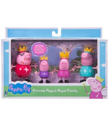 Jazwares Peppa Pig Family Figures