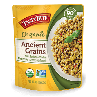 Tasty Bite Organic Ancient Grains Rice