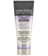 John Frieda Sheer Blonde Colour Renew Tone-Correcting Conditioner Trial