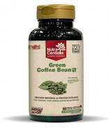 NutraCentials Green Coffee Bean Nx with SVETOL
