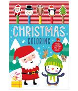 Make Believe Ideas Christmas Colouring