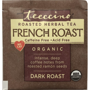 Teeccino French Roast Herbal Tea Sample