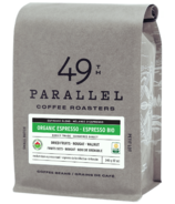49th Parallel Coffee Organic Espresso Whole Bean