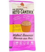Quick N Yummy Mug Cake Mix Walnut Brownie