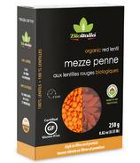 Bioitalia Organic Red Lentil Pasta Mezze Penne