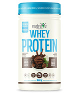 Natreve Whey Protein Fudge Brownie Sundae