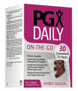 Webber Naturals PGX Daily On-The-Go Softgels