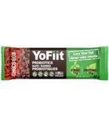 Yofiit Probiotics Nutrition Bar Choco Goji