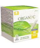 Organ(y)c Regular Organic Cotton Compact Applicator Tampons