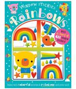 Make Believe Ideas Window Stickers Rainbows