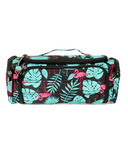 Lug Trolley Toiletry Case Flamingo Black